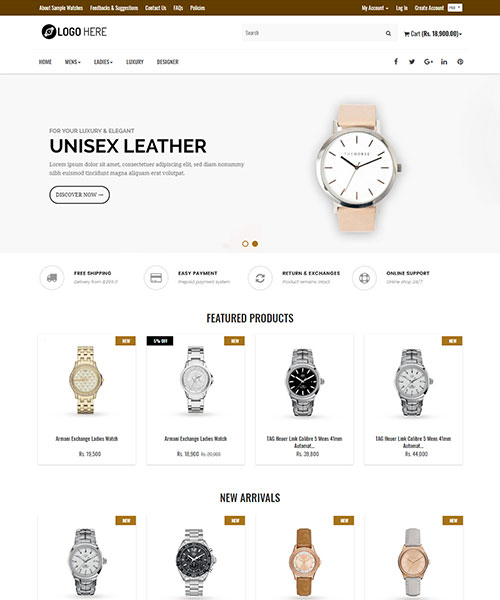 Jewelry/Watches